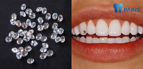 Hạt kim cương đính răng BỀN - ĐẸP