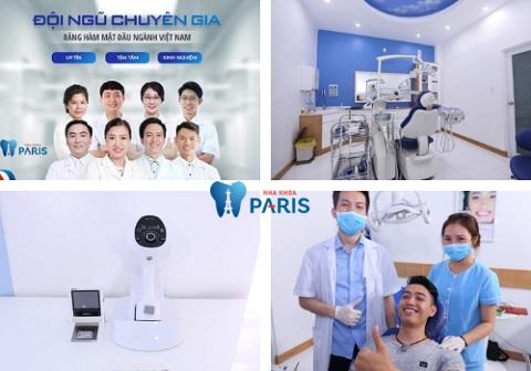 Đính đá vào răng tại Nha khoa Paris - an toàn - hiệu quả - tiết kiệm chi phí